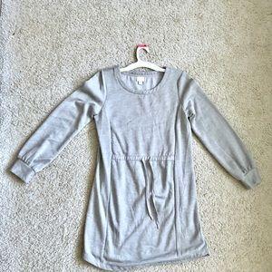 A New Day Sweatshirt Dress/Tunic